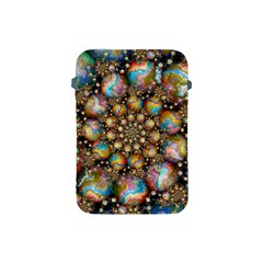 Marbled Spheres Spiral Apple Ipad Mini Protective Soft Cases