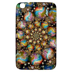 Marbled Spheres Spiral Samsung Galaxy Tab 3 (8 ) T3100 Hardshell Case  by WolfepawFractals