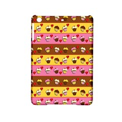 Cupcakes Pattern Ipad Mini 2 Hardshell Cases by Valentinaart