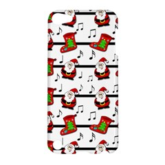 Xmas Song Pattern Apple Ipod Touch 5 Hardshell Case