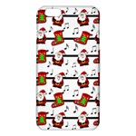 Xmas song pattern iPhone 6 Plus/6S Plus TPU Case Front