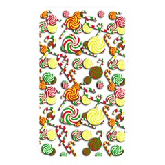 Xmas Candy Pattern Memory Card Reader by Valentinaart