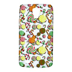 Xmas Candy Pattern Galaxy S4 Active by Valentinaart