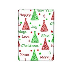 New Year Pattern Ipad Mini 2 Hardshell Cases by Valentinaart
