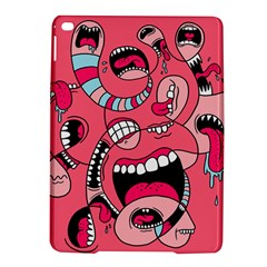 Big Mouth Worm Ipad Air 2 Hardshell Cases