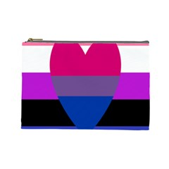 Combo Flag Cosmetic Bag (large)