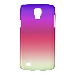 Blue Pink Purple Red Galaxy S4 Active by AnjaniArt