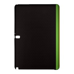 Brown White Stripes Green Yellow Pink Samsung Galaxy Tab Pro 10 1 Hardshell Case