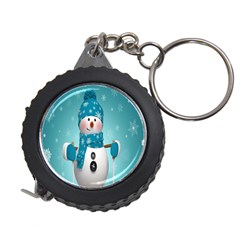 Cute Snowman Measuring Tapes