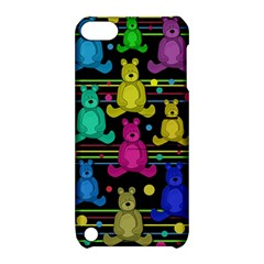 Teddy Bear 2 Apple Ipod Touch 5 Hardshell Case With Stand by Valentinaart