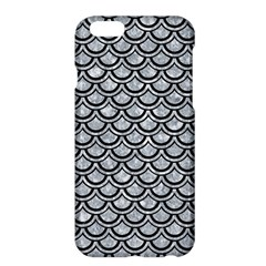 Scales2 Black Marble & Gray Marble (r) Apple Iphone 6 Plus/6s Plus Hardshell Case by trendistuff
