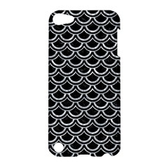Scales2 Black Marble & Gray Marble Apple Ipod Touch 5 Hardshell Case by trendistuff