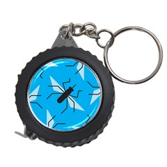 Mosquito Blue Black Measuring Tapes