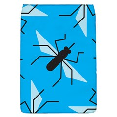 Mosquito Blue Black Flap Covers (l)
