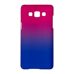 Pink Blue Purple Samsung Galaxy A5 Hardshell Case