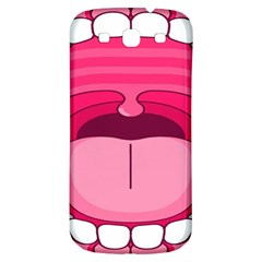 Original Big Mouth Samsung Galaxy S3 S Iii Classic Hardshell Back Case