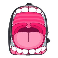 Original Big Mouth School Bags (xl)