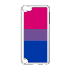 Pink Purple Blue Flag Apple Ipod Touch 5 Case (white)