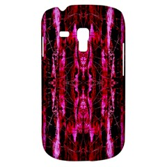 Pink Burgundy Traditional Pattern Galaxy S3 Mini by Costasonlineshop