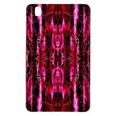 Pink Burgundy Traditional Pattern Samsung Galaxy Tab Pro 8 4 Hardshell Case