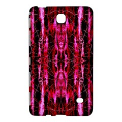 Pink Burgundy Traditional Pattern Samsung Galaxy Tab 4 (7 ) Hardshell Case