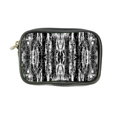 Black White Taditional Pattern  Coin Purse by Costasonlineshop