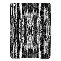 Black White Taditional Pattern  Ipad Air Hardshell Cases by Costasonlineshop