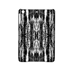 Black White Taditional Pattern  Ipad Mini 2 Hardshell Cases by Costasonlineshop
