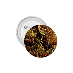 Leaves In Morning Dew,yellow Brown,red, 1 75  Buttons