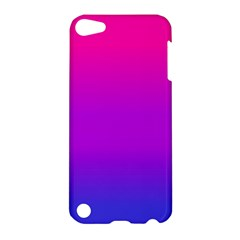 Pink Purple Blue Apple Ipod Touch 5 Hardshell Case