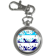 Water Key Chain Watches