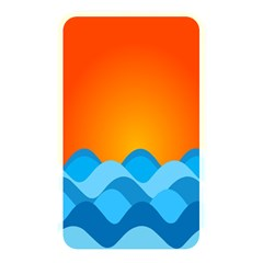 Water Orange Memory Card Reader by AnjaniArt