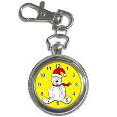 Polar Bear   Yellow Key Chain Watches