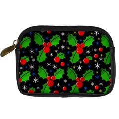 Xmas Magical Pattern Digital Camera Cases