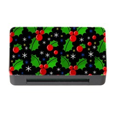 Xmas Magical Pattern Memory Card Reader With Cf by Valentinaart