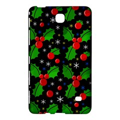 Xmas Magical Pattern Samsung Galaxy Tab 4 (8 ) Hardshell Case  by Valentinaart