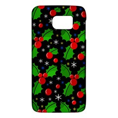 Xmas Magical Pattern Galaxy S6 by Valentinaart
