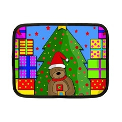 Xmas Gifts Netbook Case (small)  by Valentinaart