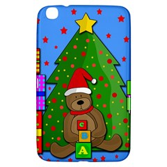 Xmas Gifts Samsung Galaxy Tab 3 (8 ) T3100 Hardshell Case  by Valentinaart