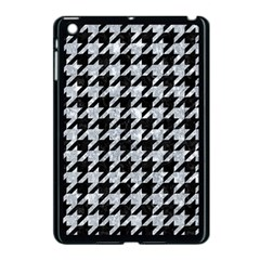 Houndstooth1 Black Marble & Gray Marble Apple Ipad Mini Case (black) by trendistuff