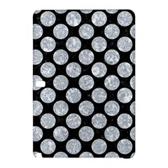Circles2 Black Marble & Gray Marble Samsung Galaxy Tab Pro 10 1 Hardshell Case by trendistuff