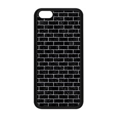 Brick1 Black Marble & Gray Marble Apple Iphone 5c Seamless Case (black)