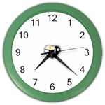St Color Wall Clocks Front