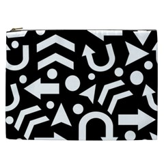 Right Direction Cosmetic Bag (xxl)