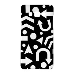 Right Direction Samsung Galaxy A5 Hardshell Case  by Valentinaart