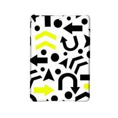 Yellow Right Direction  Ipad Mini 2 Hardshell Cases by Valentinaart