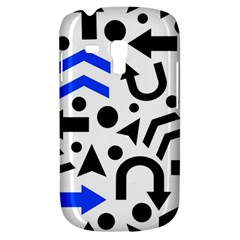 Blue Right Direction Galaxy S3 Mini by Valentinaart