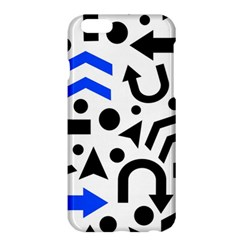 Blue Right Direction Apple Iphone 6 Plus/6s Plus Hardshell Case