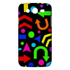 Right Direction   Colorful Samsung Galaxy Mega 5 8 I9152 Hardshell Case  by Valentinaart