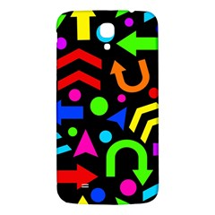 Right Direction   Colorful Samsung Galaxy Mega I9200 Hardshell Back Case by Valentinaart